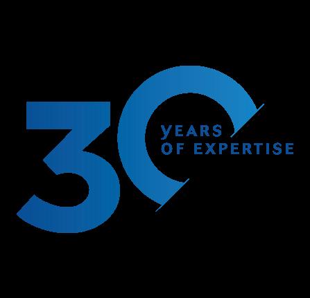 30Ans d'expertise